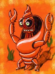 shell man by chaitanyak