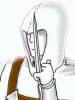 Altairs blade by chaitanyak