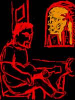 guitarist by chaitanyak