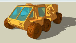 Armoured Personnel carrier by chaitanyak