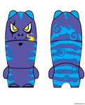 mimobot blue