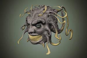 Angry screamer by chaitanyak