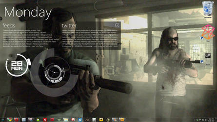 kane and lynch desktop by chaitanyak