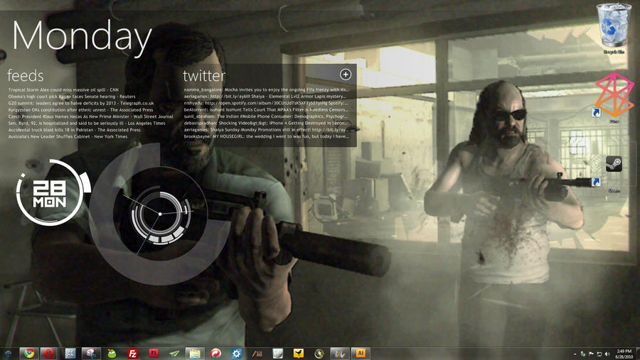 kane and lynch desktop