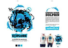 dolphin by chaitanyak