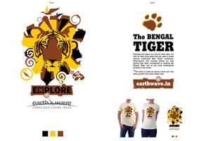 tiger by chaitanyak