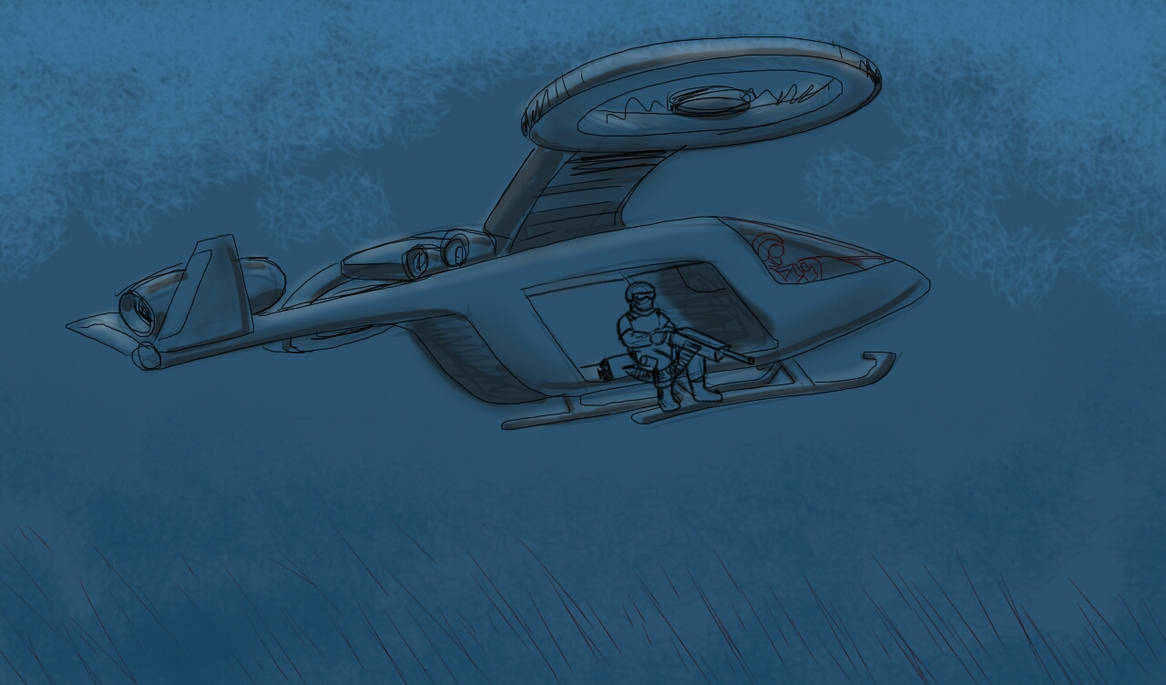 chopper from avatar by chaitanyak