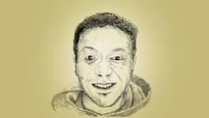 Self Portrait by chaitanyak