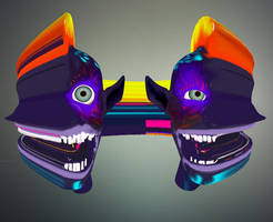 Head Split Ring001 by chaitanyak