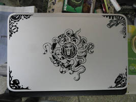 Custom Painted Dell XPS