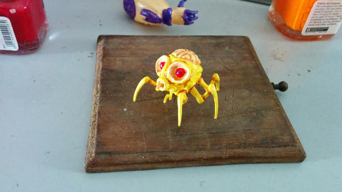 Brain Bug pic4 by chaitanyak