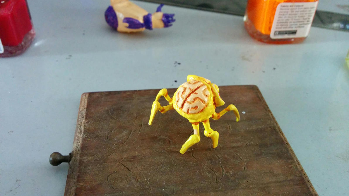 Brain Bug pic5 by chaitanyak