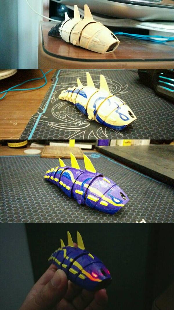 Robo Slug by chaitanyak