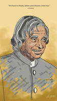 tribute to kalam by chaitanyak