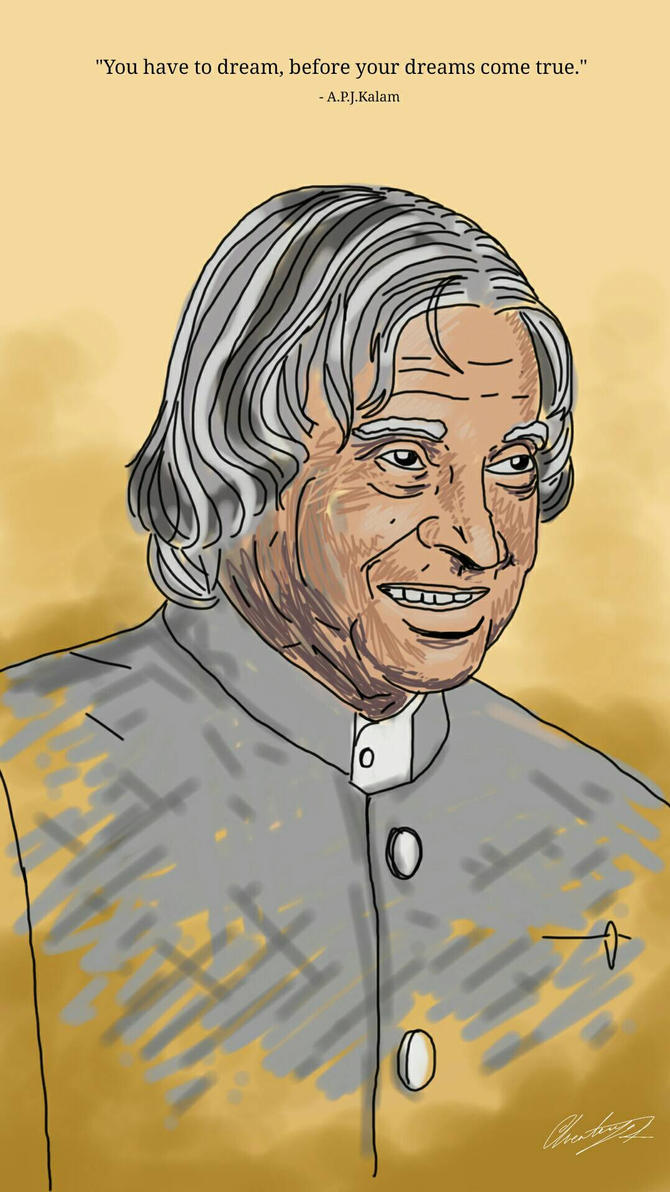 tribute to kalam by chaitanyak