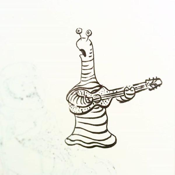 Slug Tarist by chaitanyak