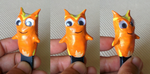 Slugterra Burpy USB by chaitanyak