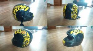 Older helmet by chaitanyak
