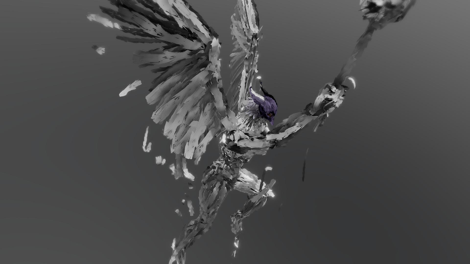 Hawkman by chaitanyak