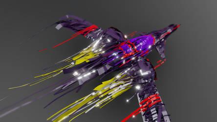 Jet Racer by chaitanyak