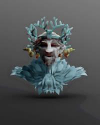 Elven King by chaitanyak