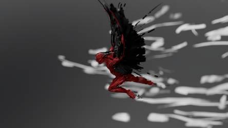 Winged Humanoid