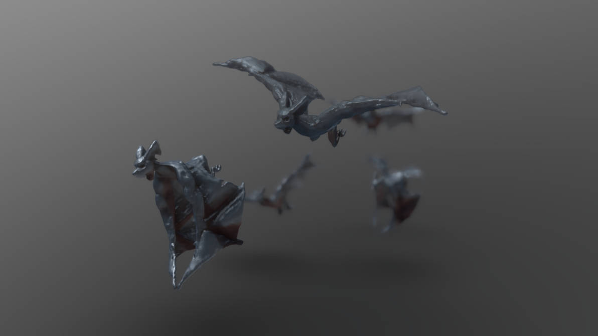 Bats out of Hell by chaitanyak