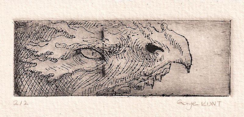Dragon by bocurd