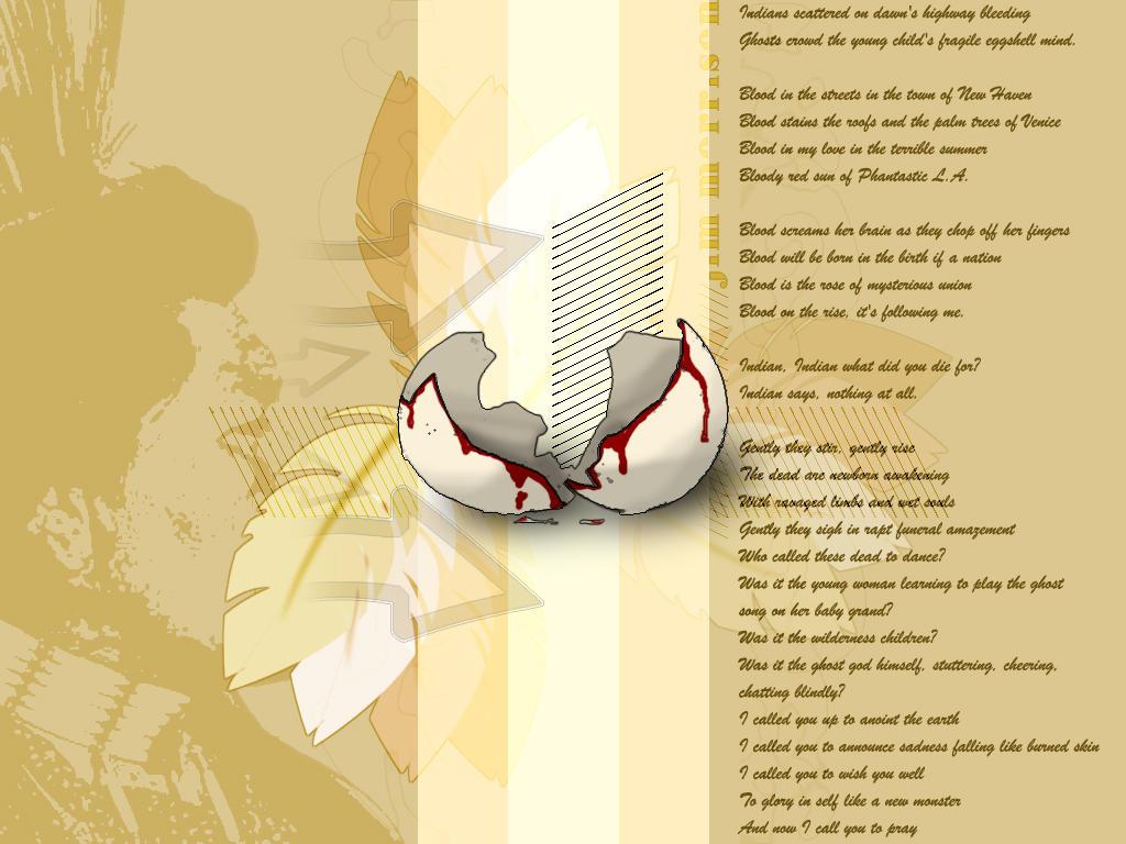 Eggshell Mind by brelsh