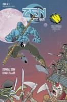 Zen Intergalactic Ninja cover by Chadfuller