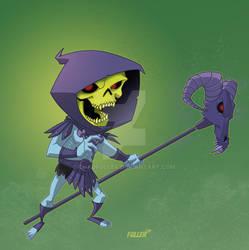 LiL Skeletor