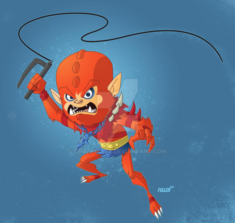 LiL Beastman by Chadfuller