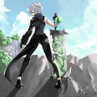 Final Fantasy Riven by blackroseKJL