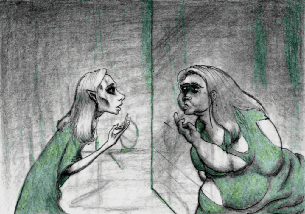 Anorexia By Rodkaromanovich On Deviantart