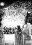 major arcana: death by Ithilloth