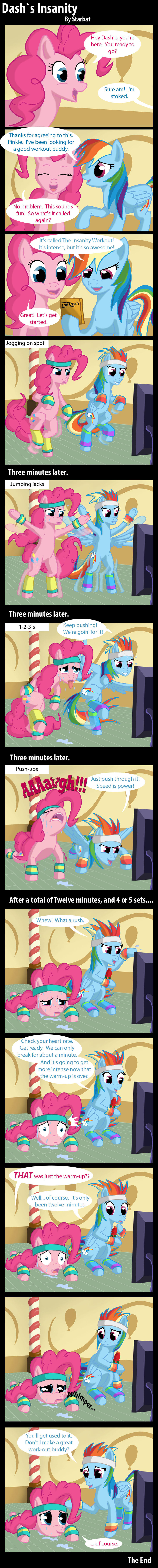 Dash's Insanity by Starbat