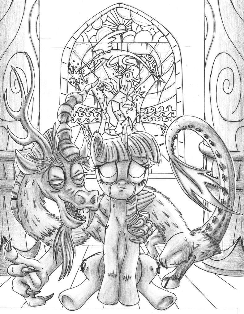 Nothing is Eternal Rough Sketch by Starbat