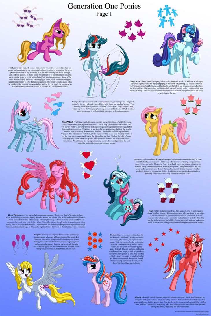My Little Pony G1 Bride My Ponny C