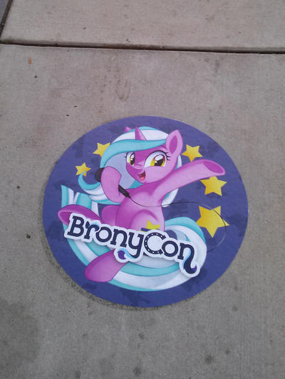 Bronycon tile 1 by Starbat