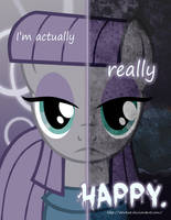 MLP - Two Sides of Maud Pie