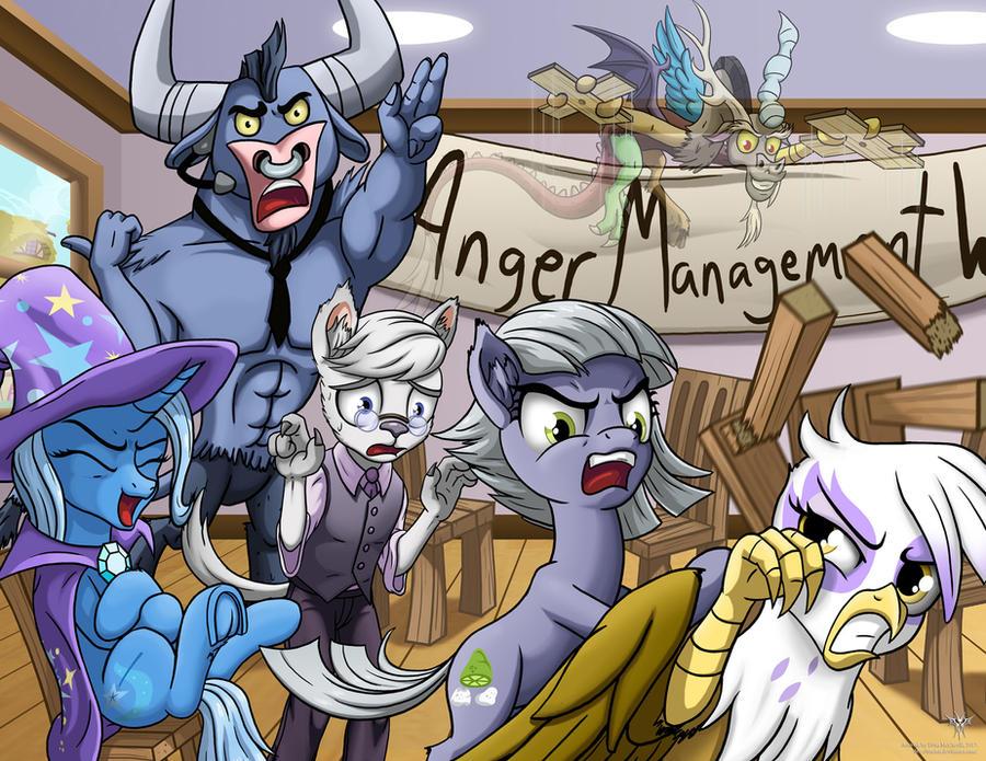Anger Management by Starbat