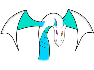 Icy Dragon