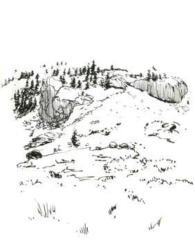 Andorran landscape