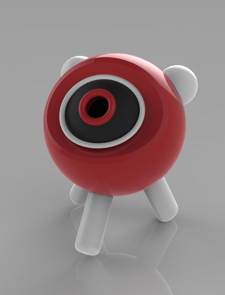 Speaker alt by Free-raccoon-eyes