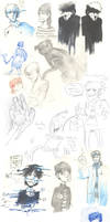 CSSSA Sketch dump 2