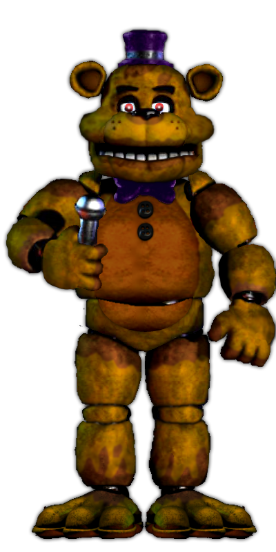 Classic Fredbear By Therealboreddrawer On Deviantart