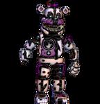 Nightmare Time Freddy