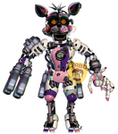 Scrap Foxy