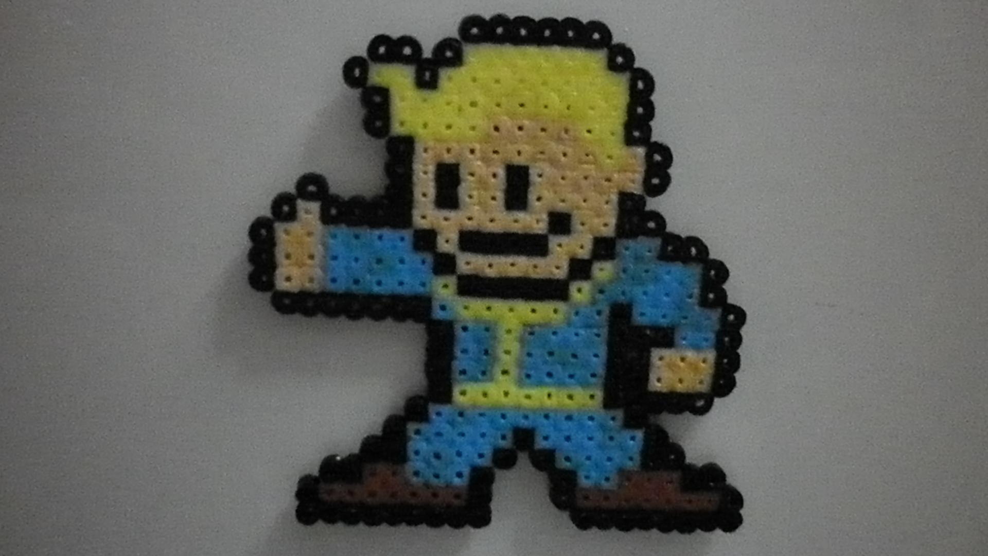 fallout 3 pixel art