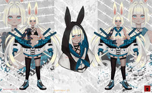 Adoptable Auction 09: OPEN by 1BlackRabbit1